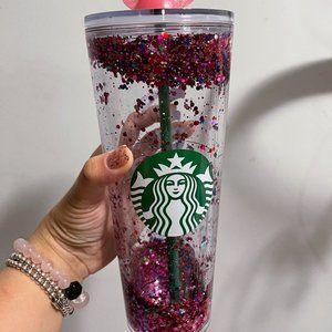 Cherry Berry Starbucks Cup